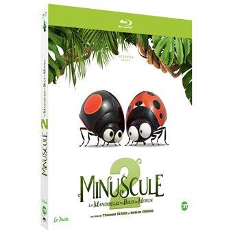 MinusculeMinuscule 2 : Les mandibules du bout du monde Blu-ray