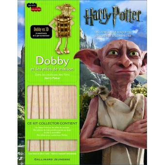 Harry PotterKit Collector 1 : Dobby et les elfes de maison