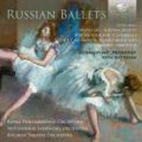 RUSSIAN BALLETS/3CD