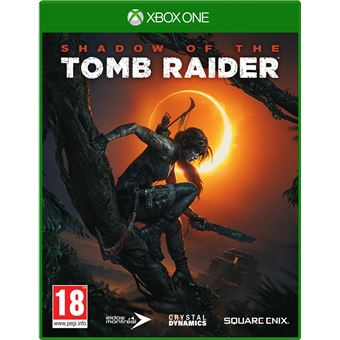 Shadow of the Tomb Raider FR/NL XONE