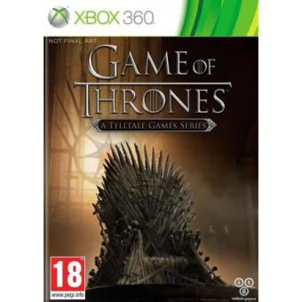 GAME OF THRONES - A TELLTALE GAMES S.X36