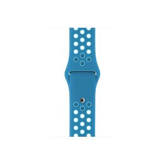 Apple 42 Demo Blue Orbit/Gamma Blue Nike Sport Band S/M+M/L