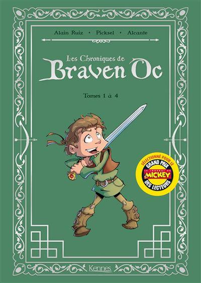 Braven Oc BD - T01