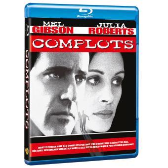 Complots Blu-Ray