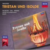 Tristan et Isolde Coffret Livre-disque Edition limitée Inclus Blu-Ray