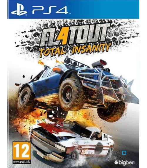 FlatOut 4 : Total Insanity PS4