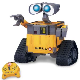 robot wall e u command disney pixar robots achat. Black Bedroom Furniture Sets. Home Design Ideas