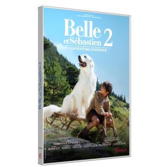Belle et SébastienBelle et Sébastien 2 L'aventure continue DVD