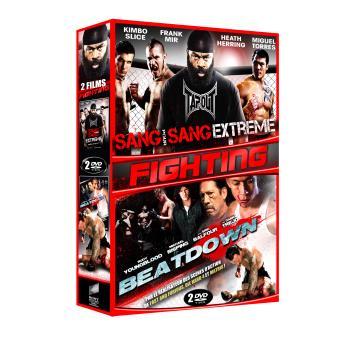 Coffret Fighting 2 films DVD