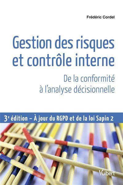 Gestion des risques et contrôle interne