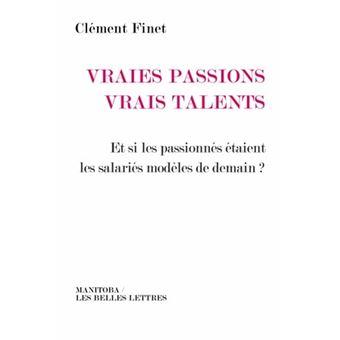 Vraies passions vrais talents ned