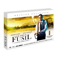 Le vieux fusil Edition Collector Blu-ray 4K Ultra HD