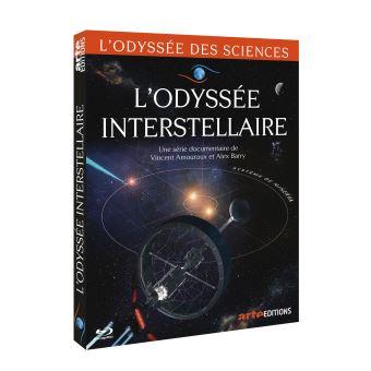 L'Odyssée Interstellaire Blu-ray