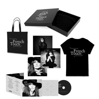 French Touch Coffret Edition Deluxe limitée Inclus DVD, Tee-Shirt, totebag et photos