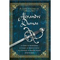 4 chefs-d'œuvre d'Alexandre Dumas DVD