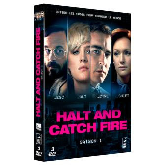 Halt and Catch FireHalt and Catch Fire Coffret Saison 1 DVD