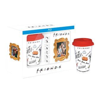 FriendsCoffret Friends Saisons 1 à 10 Edition du 25ème Anniversaire Blu-ray
