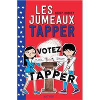 Les jumeaux Tapper - tome 3 Votez Tapper