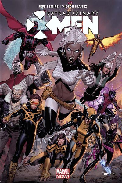 Extraordinaire X-Men