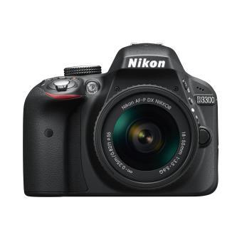Reflex Nikon D3300 Noir + Objectif AF-P 18-55 VR - Appareil photo ... 632a3aff7082