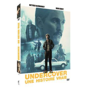 Undercover : Une histoire vraie DVD