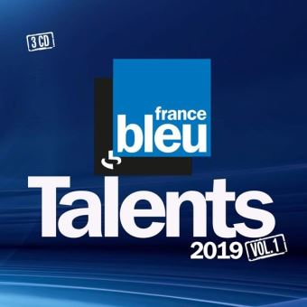 Talents France Bleu 2019 Volume 1 Coffret