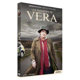Les Enquêtes de VeraLes Enquêtes de Véra Saison 6 DVD