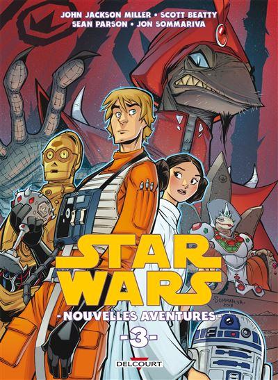 Star Wars - Nouvelles Aventures
