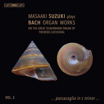 J. S .Bach: Organ Works Vol 3 - SACD