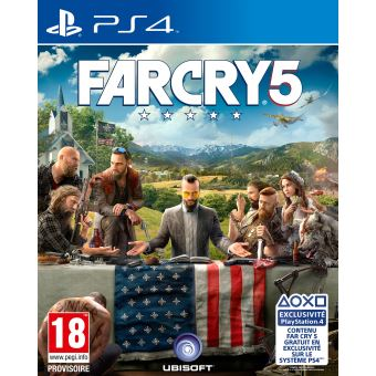 Far Cry 5 MIX PS4