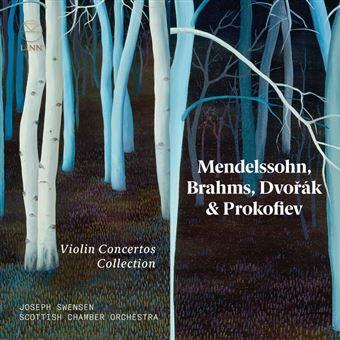 VIOLIN CONCERTOS COLLECTION/4CD