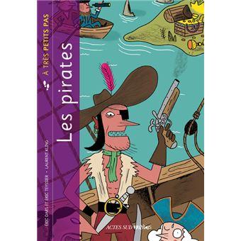 Les pirates à très petits pas