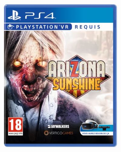 Arizona Sunshine PS4 VR