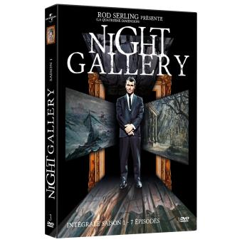 Night galleryCoffret Night gallery Saison 1 DVD
