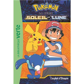 Les PokémonPokémon Soleil et Lune 05 - L'exploit d'Otaquin