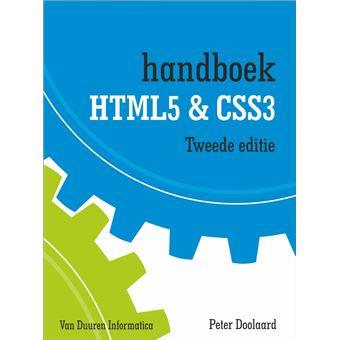 Handboek HTML 5 & CSS 3 - Tweede editie