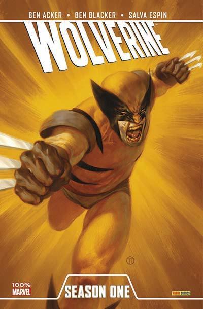 Wolverine -  : Wolverine season one