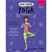 Mon cahier yoga -nouvelle édition 2-