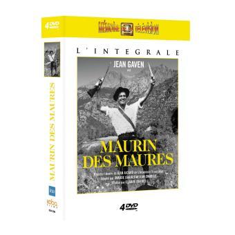 Maurin des MauresMaurin des Maures L'intégrale de la série Coffret DVD