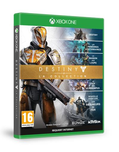 Destiny : La Collection Xbox One