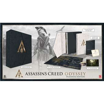 Guide Assassins's Creed Odyssey Platinum Edition