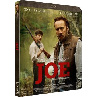 Joe  Blu-Ray