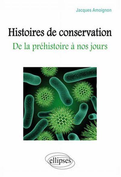 Histoire de conservation, de la préhistoire à nos jours.