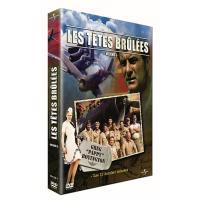 Les Têtes brulées - Coffret 4 DVD - Volume 3
