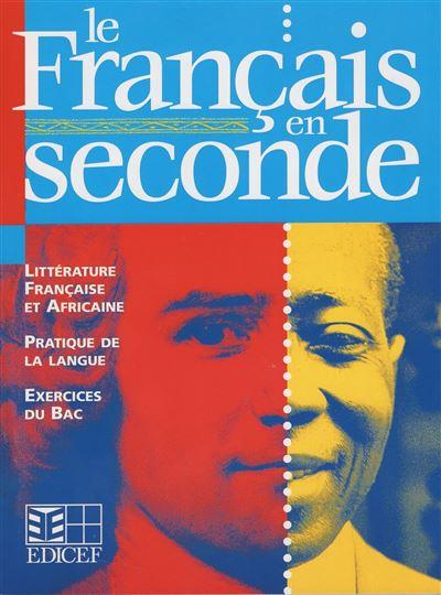 Le Francais En Seconde Telecharger Des Livres Pdf