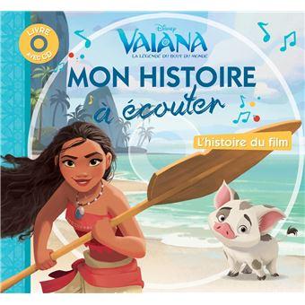 VaianaVAIANA - Mon Histoire à écouter