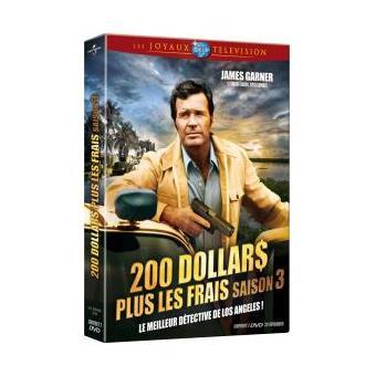 200 dollars plus les frais200 dollars plus les frais Saison 3 DVD