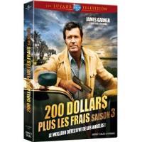 200 dollars plus les frais Saison 3 DVD