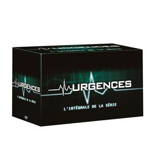 UrgencesCoffret Urgences saison 1 à 15 DVD