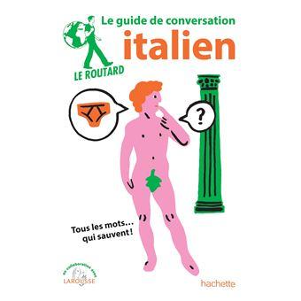 Le Routard guide de conversation italien